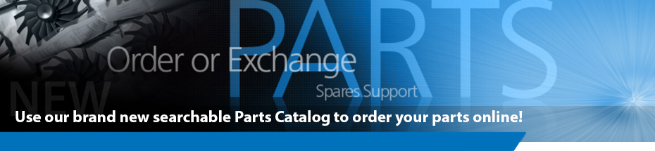 Searchable Parts Catalog